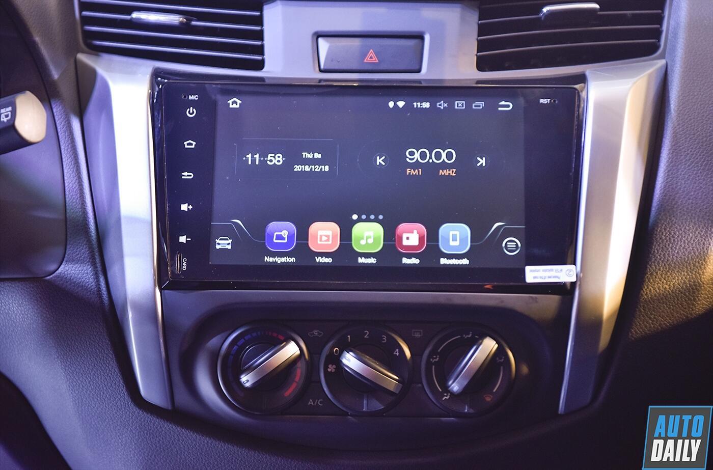 Nissan Terra 2.5 4WD AT (Máy xăng) - Hình 14