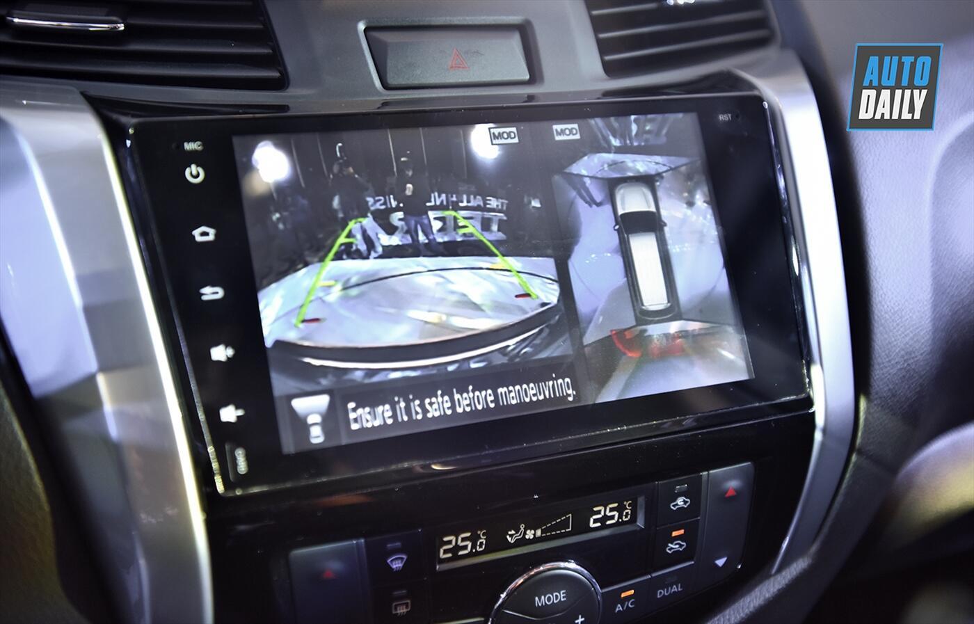 Nissan Terra 2.5 4WD AT (Máy xăng) - Hình 15