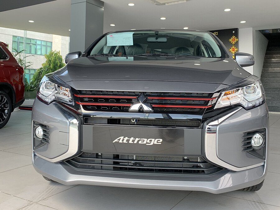 Mitsubishi Attrage CVT Premium - Hình 5