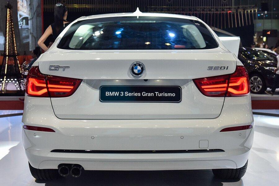 BMW 320i Gran Turismo - Hình 4
