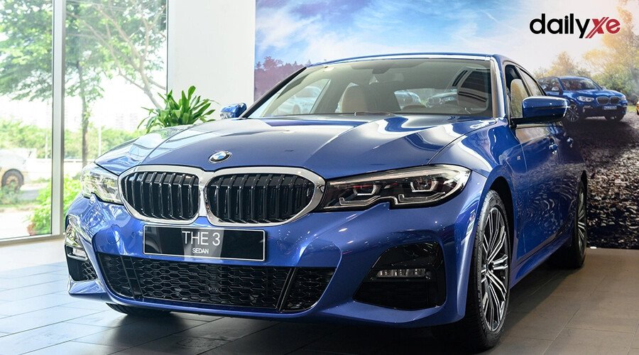BMW 330i M Sport - Hình 3