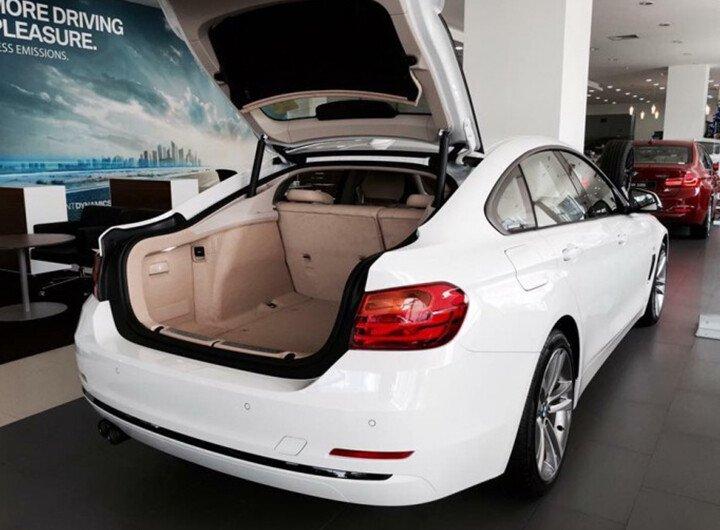 BMW 420i Gran Coupé - Hình 16
