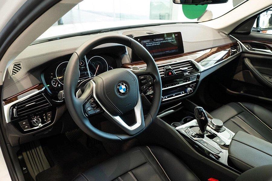 BMW 530i Luxury - Hình 14