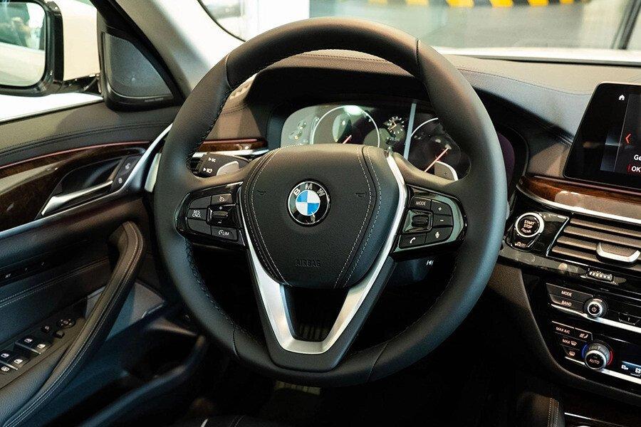 BMW 530i Luxury - Hình 16