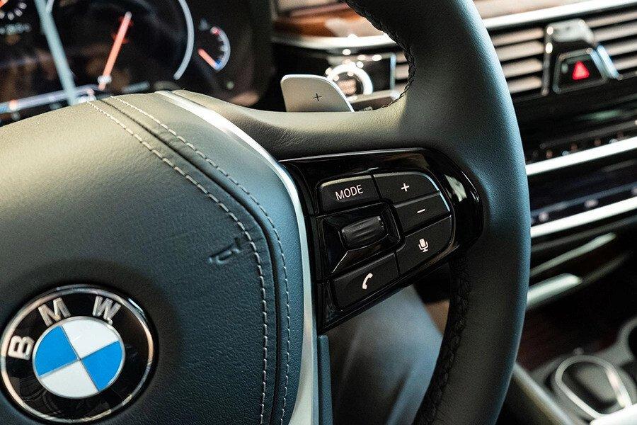 BMW 530i Luxury - Hình 17