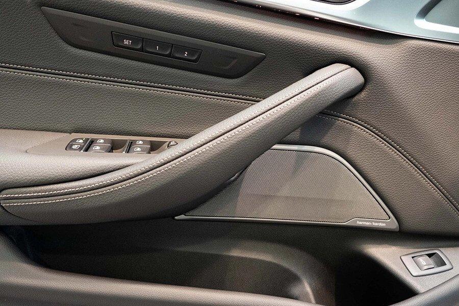 BMW 530i Luxury - Hình 20
