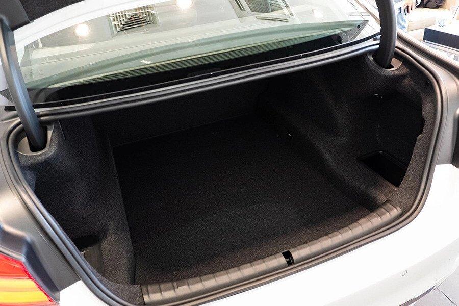 BMW 530i Luxury - Hình 22
