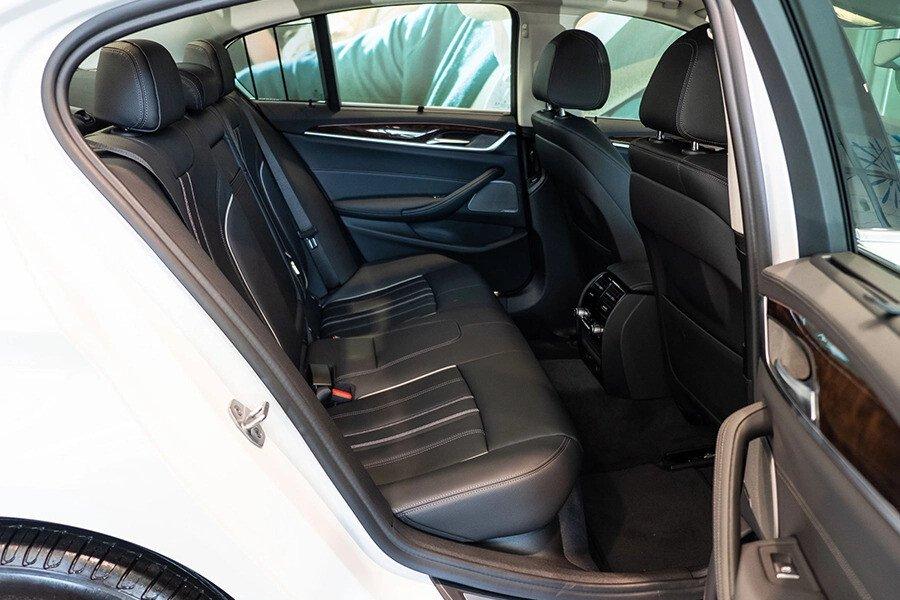 BMW 530i Luxury - Hình 23