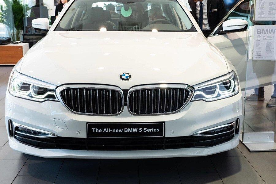 BMW 530i Luxury - Hình 4