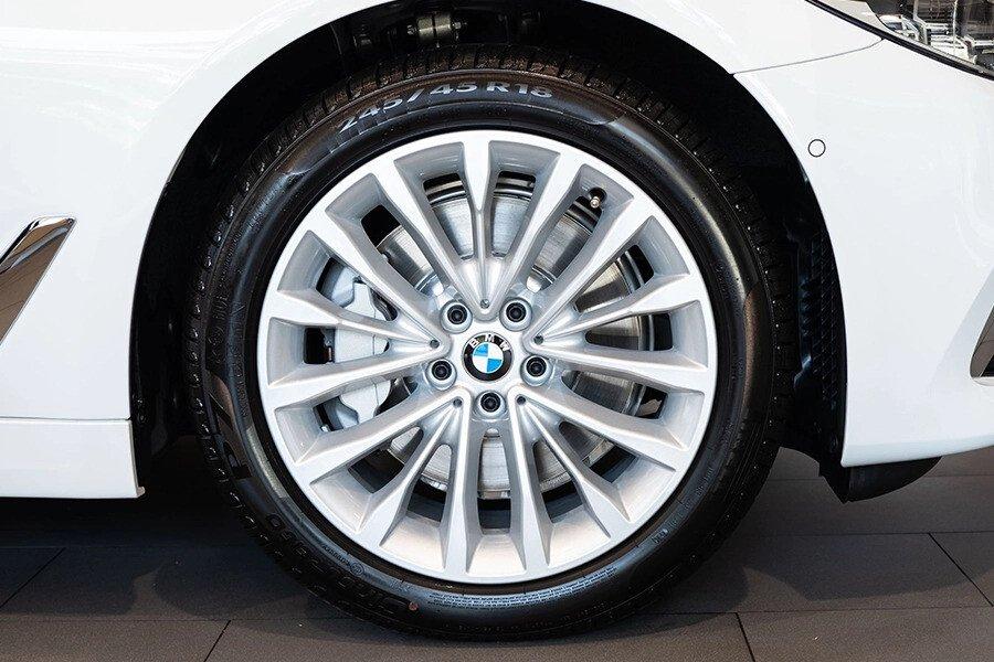 BMW 530i Luxury - Hình 6