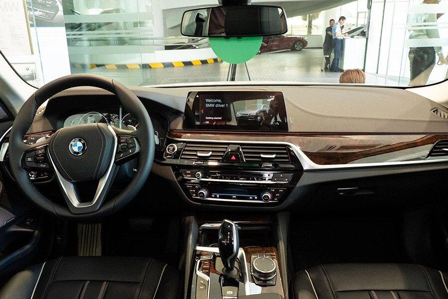 BMW 530i Luxury - Hình 9
