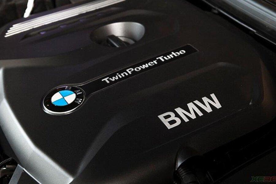 BMW 730Li - Hình 17