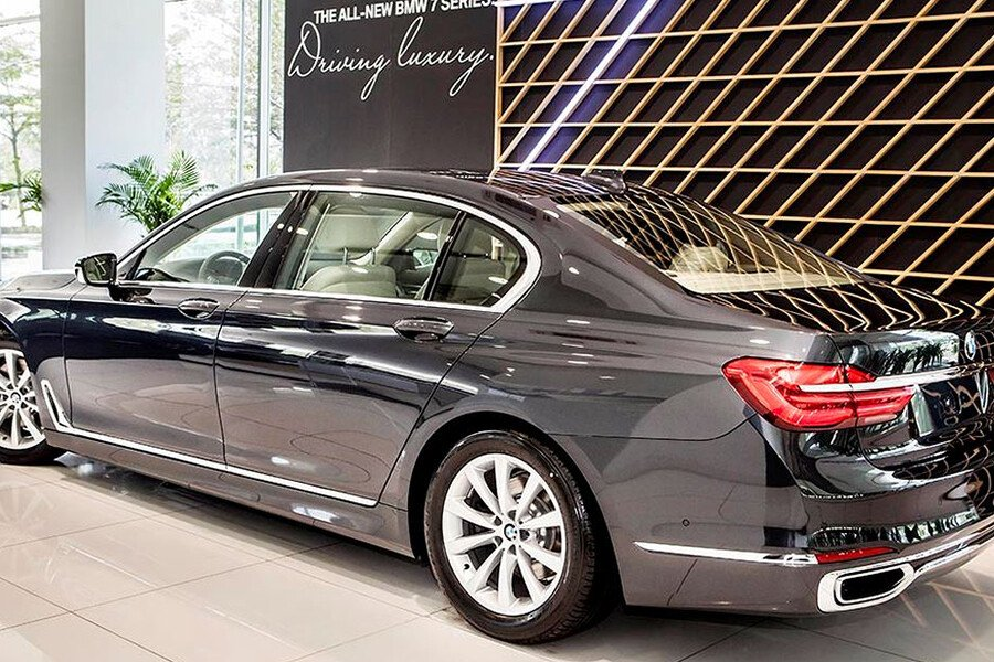 BMW 730Li - Hình 3