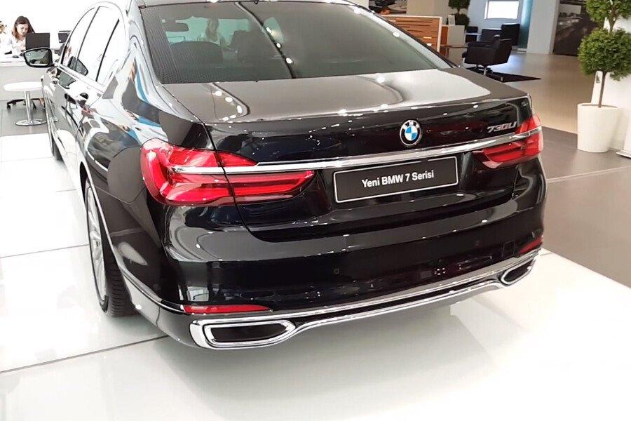 BMW 730Li - Hình 6