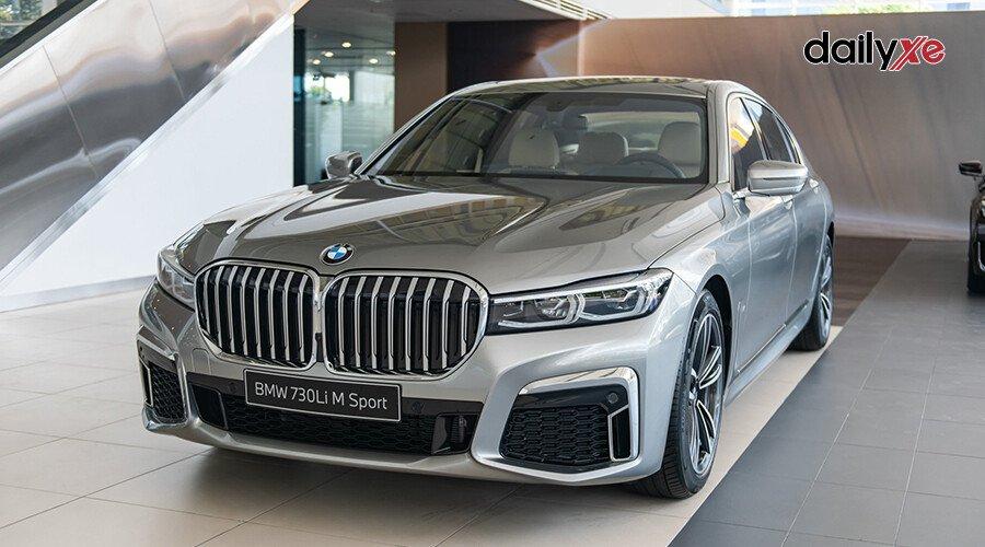 BMW 730Li M-Sport - Hình 1
