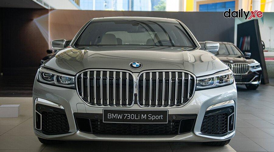 BMW 730Li M-Sport - Hình 2