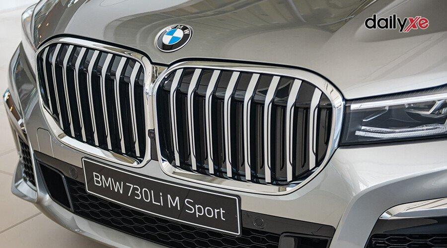 BMW 730Li M-Sport - Hình 3