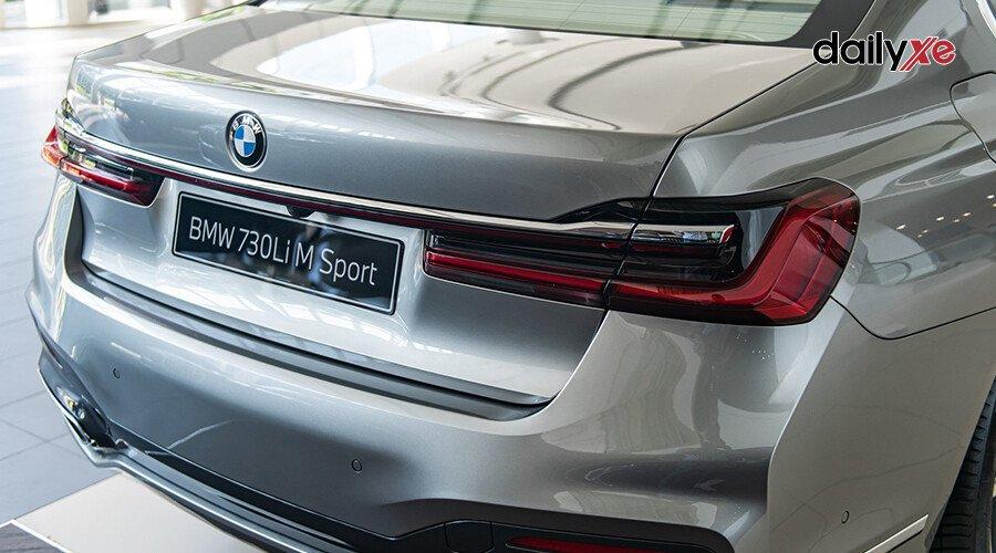 BMW 730Li M-Sport - Hình 8