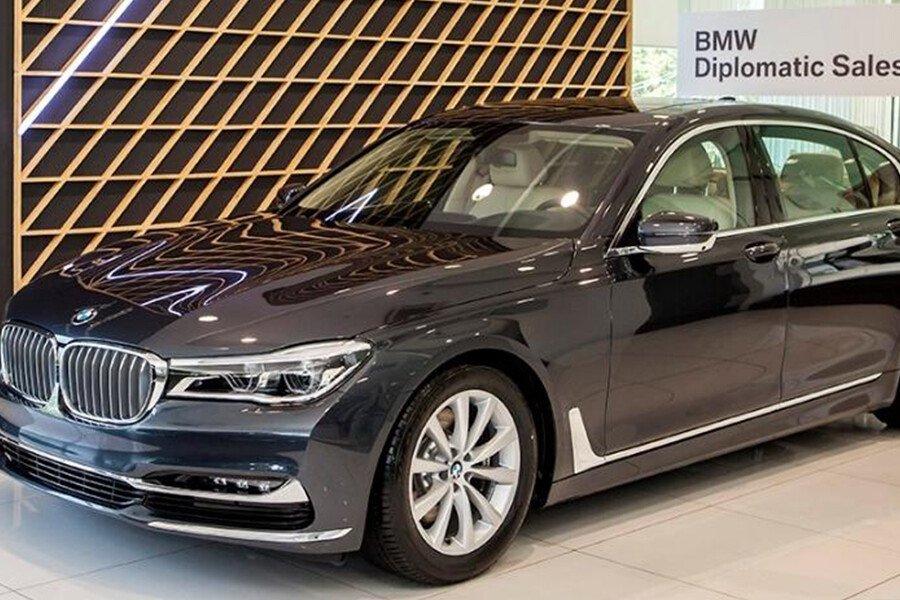 BMW 740Li - Hình 5