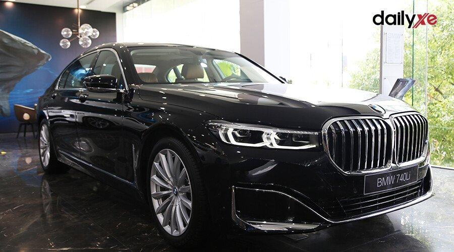 BMW 740Li LCI Sedan - Hình 1