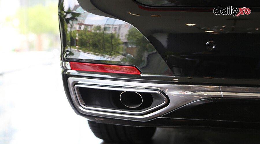 BMW 740Li LCI Sedan - Hình 10