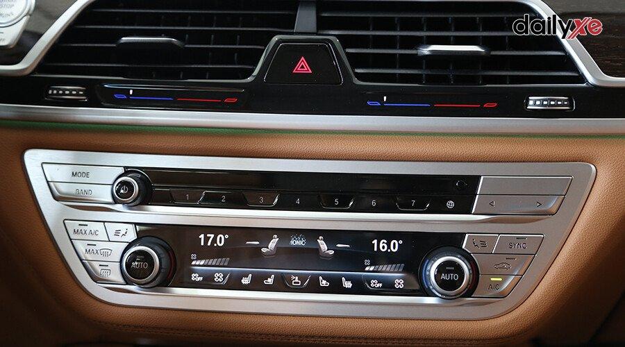 BMW 740Li LCI Sedan - Hình 14