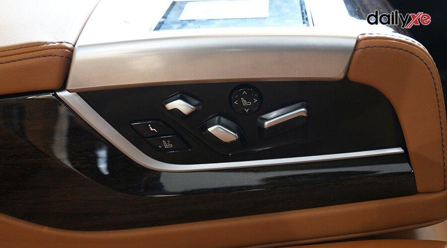 BMW 740Li LCI Sedan - Hình 17