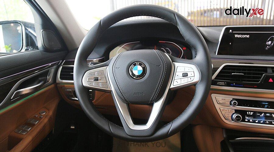 BMW 740Li LCI Sedan - Hình 18