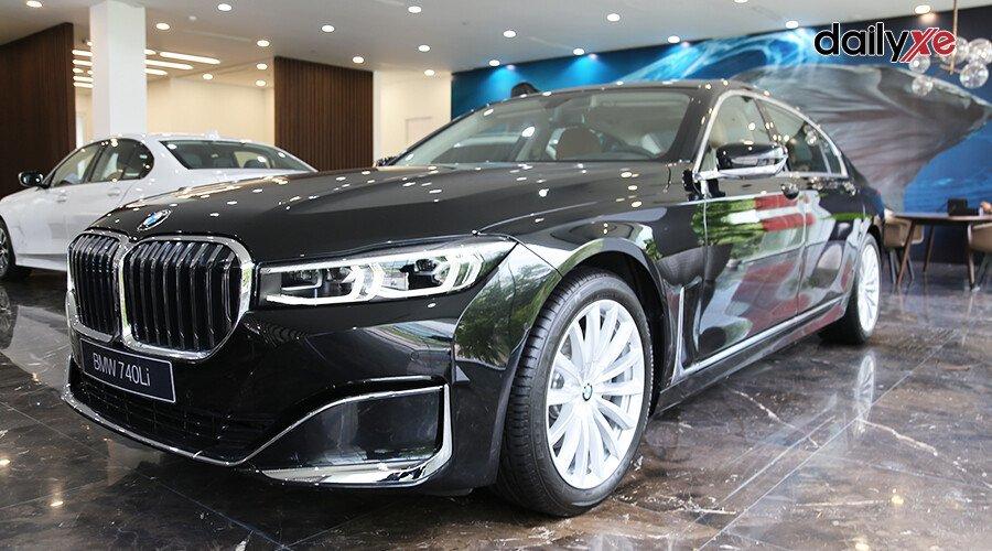 BMW 740Li LCI Sedan - Hình 2
