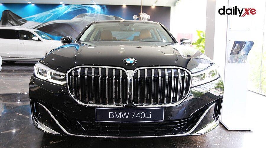 BMW 740Li LCI Sedan - Hình 3