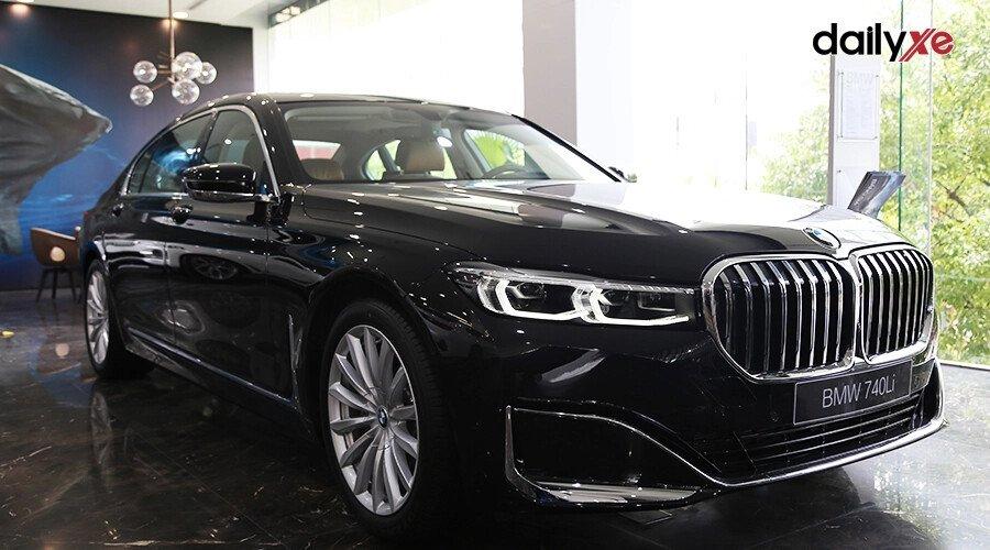 BMW 740Li Pure Excellence - Hình 1