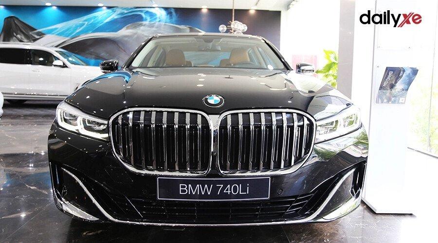 BMW 740Li Pure Excellence - Hình 3
