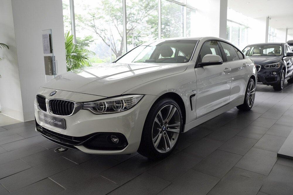 BMW 420i Gran Coupé - Hình 1