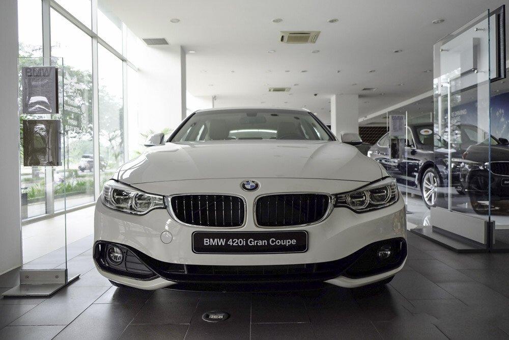 BMW 420i Gran Coupé - Hình 2