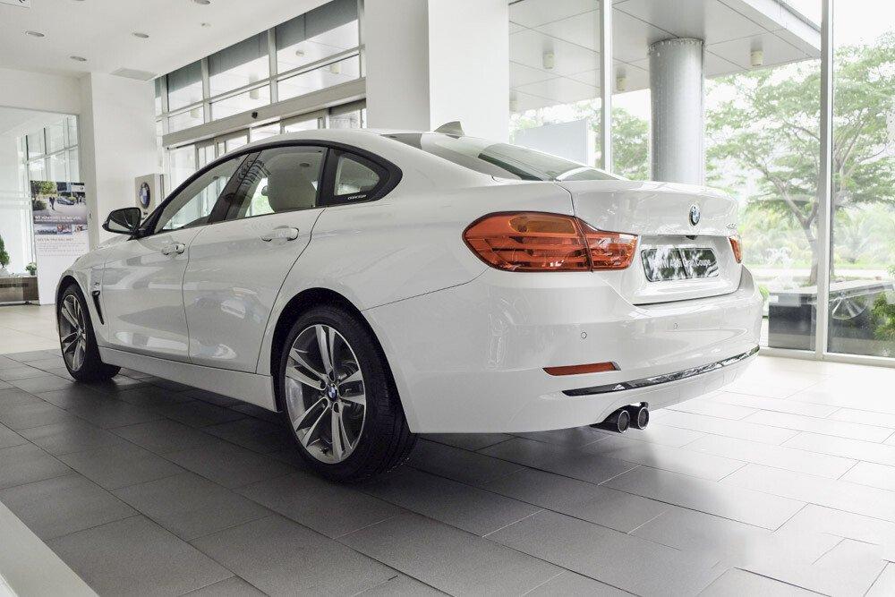 BMW 420i Gran Coupé - Hình 3