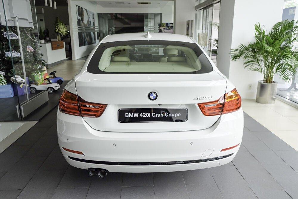 BMW 420i Gran Coupé - Hình 4