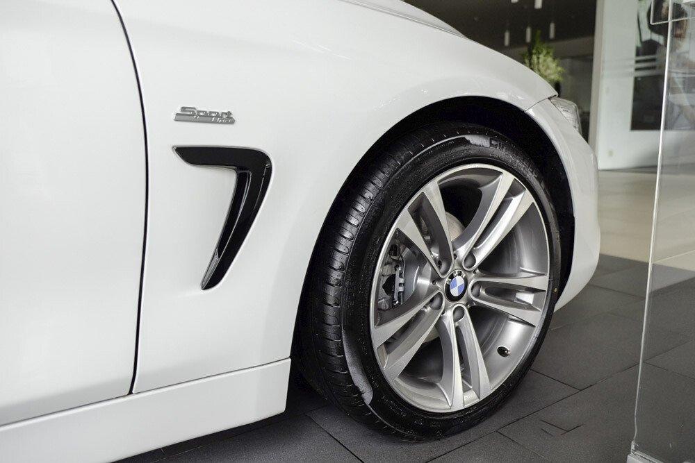 BMW 420i Gran Coupé - Hình 6