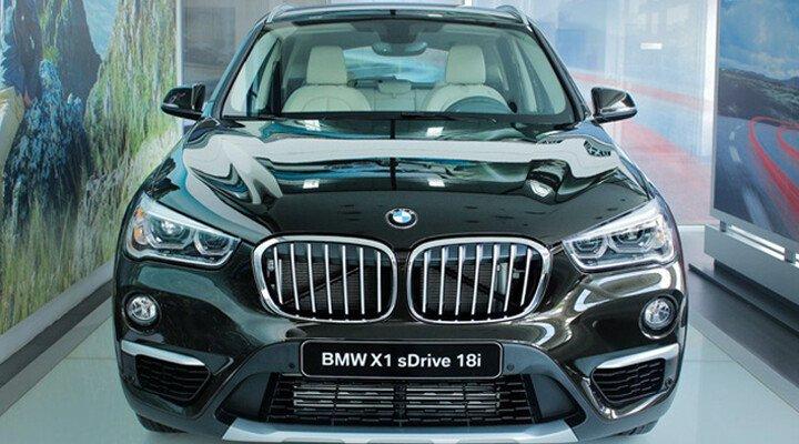 BMW X1 18i sDrive - Hình 1