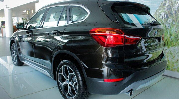 BMW X1 18i sDrive - Hình 5