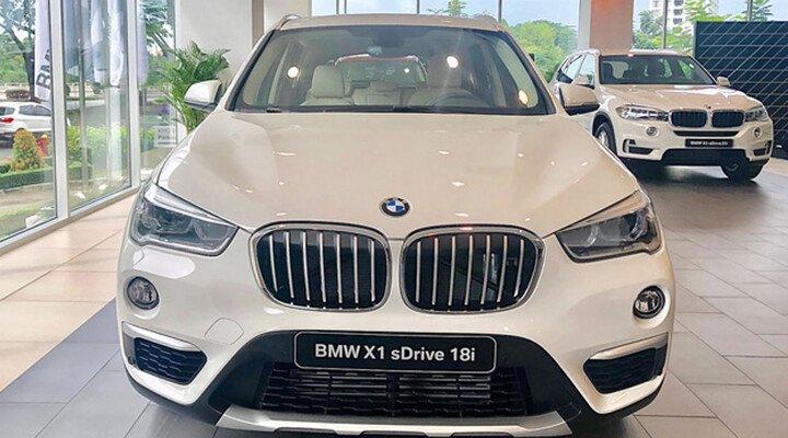 BMW X1 18i sDrive - Hình 6