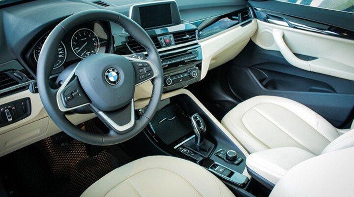 BMW X1 18i sDrive - Hình 8