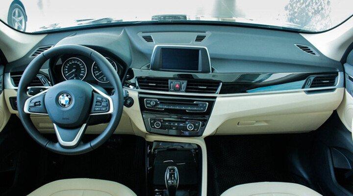 BMW X1 18i sDrive - Hình 9