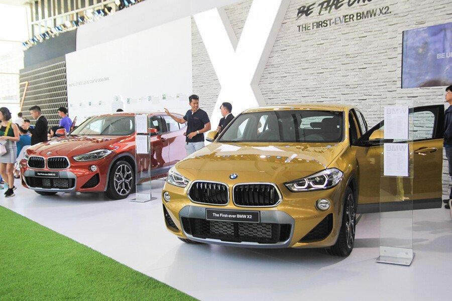 BMW X1 sDrive18i xLine - Hình 1