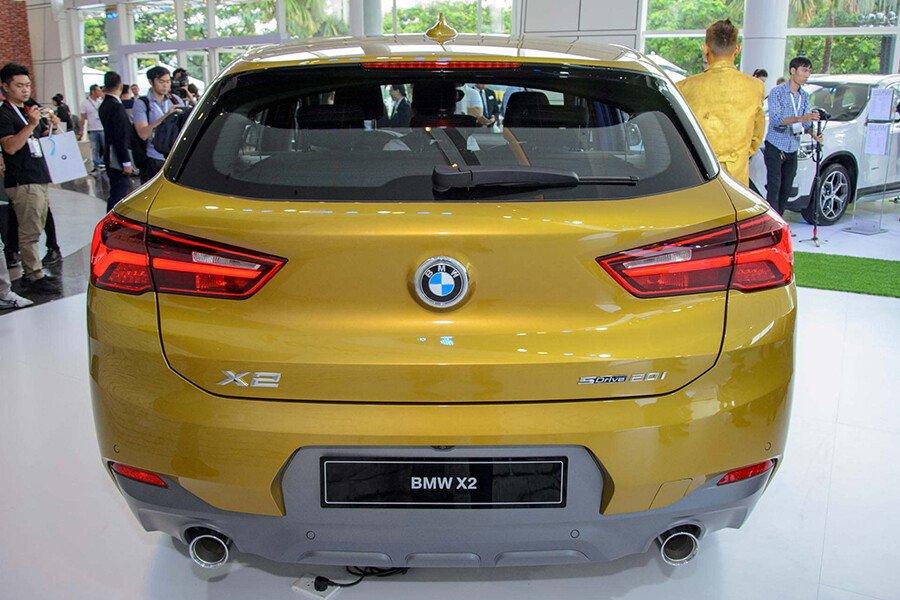 BMW X1 sDrive18i xLine - Hình 21