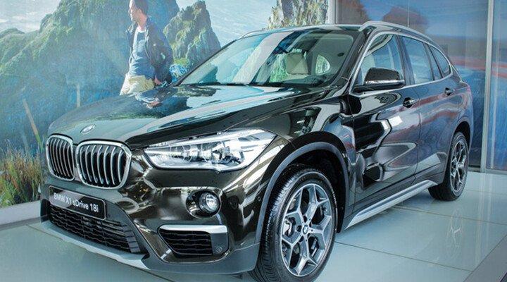 BMW X1 sDrive18i xLine - Hình 3