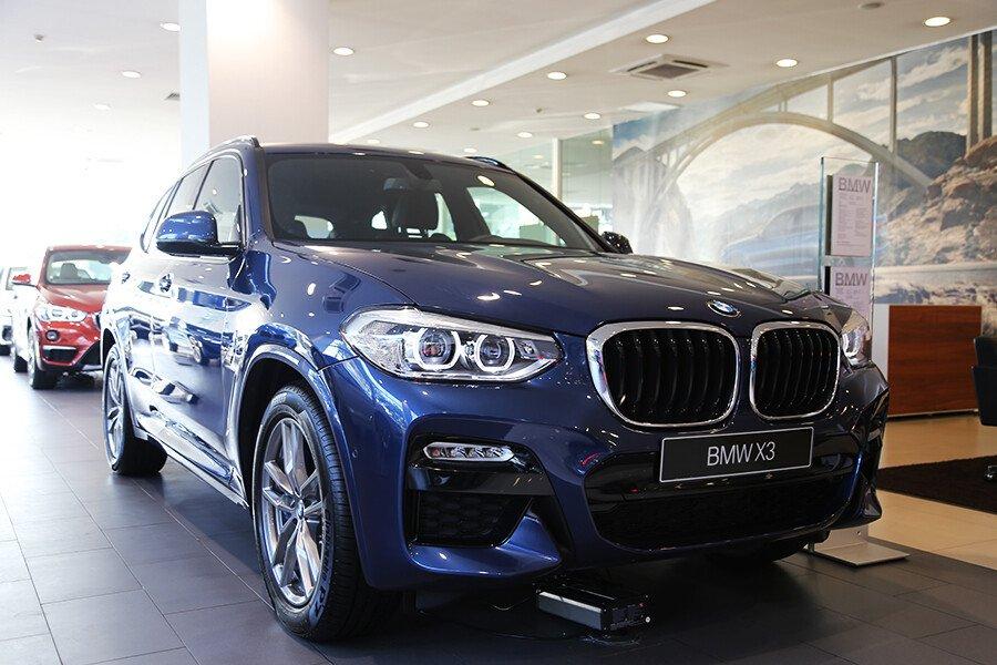 BMW X3 20i xDrive - Hình 1