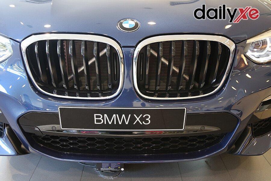 BMW X3 20i xDrive - Hình 11