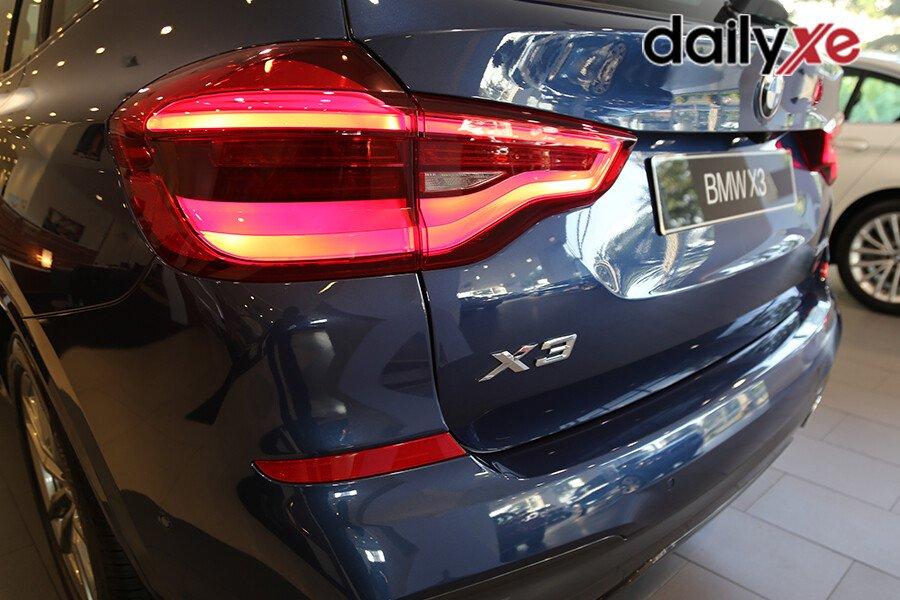 BMW X3 20i xDrive - Hình 17