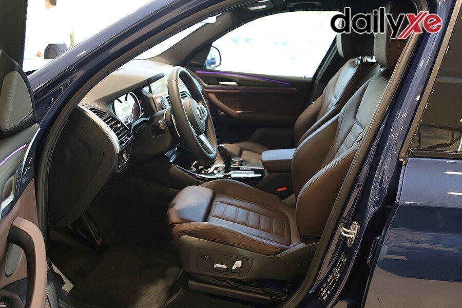 BMW X3 20i xDrive - Hình 21