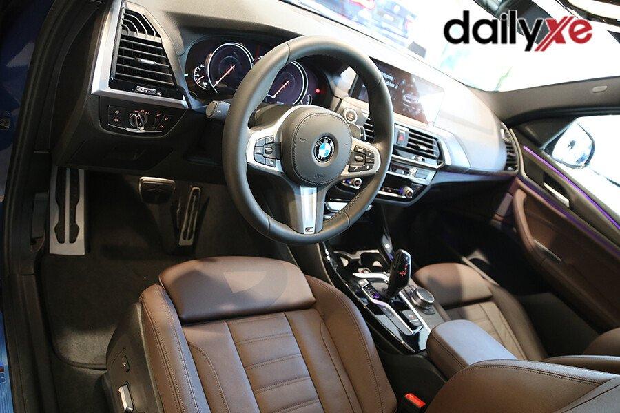 BMW X3 20i xDrive - Hình 23